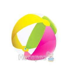 Мяч 59032 разноцветный, 61см