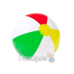Мяч 59010 разноцветный, 41см