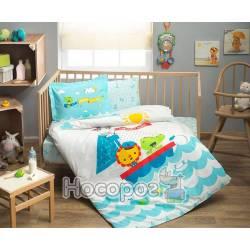 Детский набор постельного белья FISHER PRICE BABY BOY