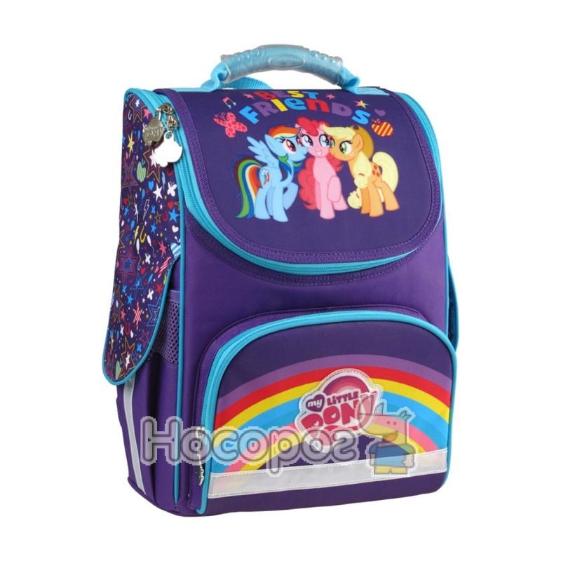 Фото Рюкзак шкільний каркасний Kite LP15-501-2S Little Pony-2