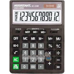 Калькулятор ASSISTANT АС-2388