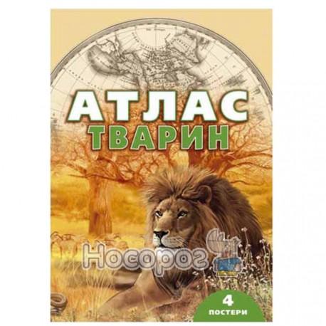 Атлас животных (укр.)