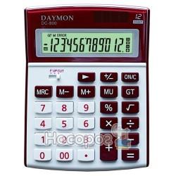 Калькулятор DAYMON DC-800