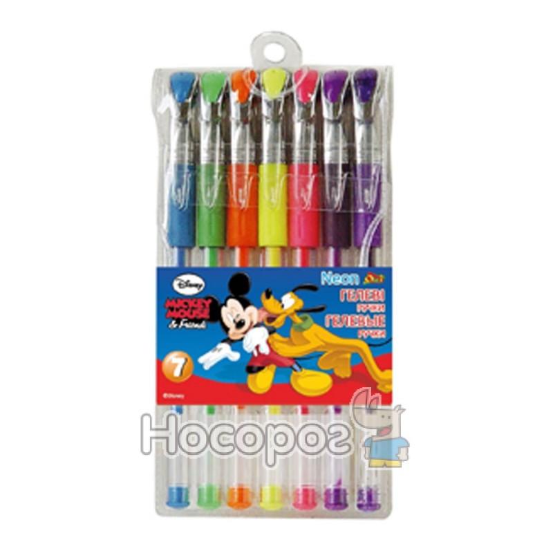 Фото Ручки в наборе Олли BH-825 7 цветов гель глиттер