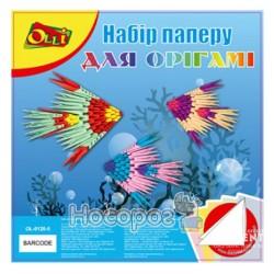 Набор бумаги для оригами 25л. Olli Ol-0120-5