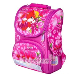 Ранец ортопедический Tiger 21001-1T Love Schoolbag