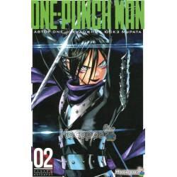 One-Punch Man 2. Книги 3-4