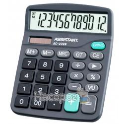 Калькулятор ASSISTANT АС-2328