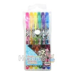 Ручки в наборі 930- 6 кольорів гель глітер ароматизовані (24) 930/312/901/931/929