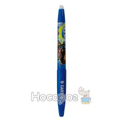 Ручка ПИШИ СТИРАЙ 1 Вересня CARS 411253 (Синий)