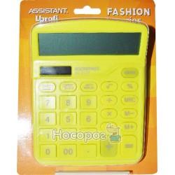 Калькулятор ASSISTANT АС-2312 yellow