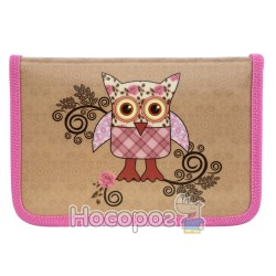 Пенал школьный Kite K15-622-2K Cute Owls