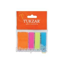 Закладки с клейким слоем TZ-3430
