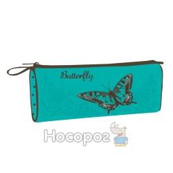 Пенал школьный Zibi ZB14.0415BF Butterfly