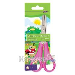 Ножиці дитячі ZB.5001-10 рожеві