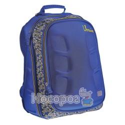 Ранец каркасный раскладной Zibi ZB15.0013UKR UKRAINE