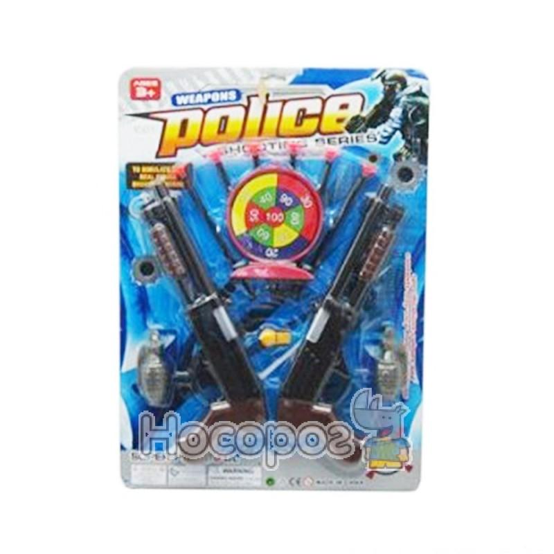 Фото Набір поліцейського 800-5