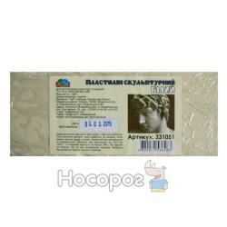 Пластилин скульптурный Гамма белый 400 г (331051)