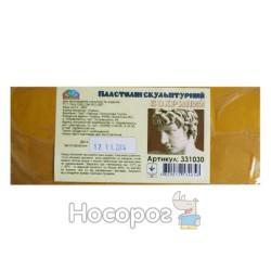 Пластилин скульптурный Гамма охряный 800 г (331030)