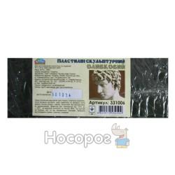 Пластилин скульптурный Гамма оливковый 800 г (331006)