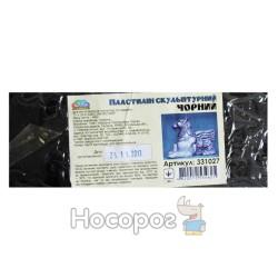 Пластилин скульптурный Гамма черный 400 г (331027)