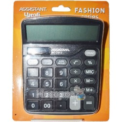 Калькулятор ASSISTANT АС-2312 violet