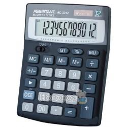 Калькулятор ASSISTANT АС-2312 green
