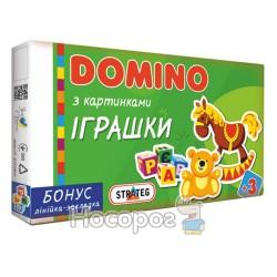 Домино Стратег 677 Игрушки