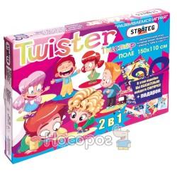 Игра Стратег 256 Твистер