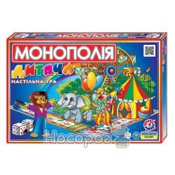 """Экономическая игра """"Детская монополия Технок"""" 0755"""