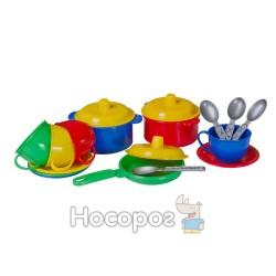 """Іграшка посуд """"Маринка 1 Технок"""" 0687"""