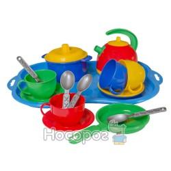 """Іграшка посуд """"Маринка 7 Технок"""" 1400"""