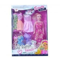 Кукла MY127B-1