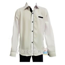 Рубашка белая детская La~pescara
