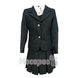 Школьная форма двойка девочка (пиджак, сарафан) А02