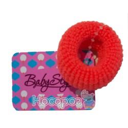 Резинка для волос 00126 BS-8-1*80 Калуш 1 шт
