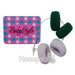 Резинка для волос 00127 BS-8-4*25 Калуш 4 шт