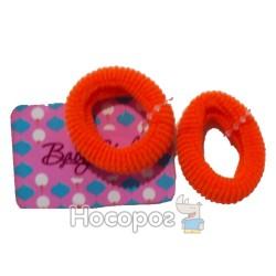 Резинка для волос 00062 лапка BS-06-2*25 калуш 2 шт