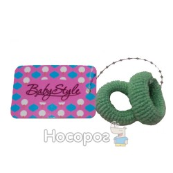 Резинка для волос 00085 BS-6-2*40 калуш 2 шт