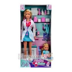 "Куклы 573 0934 Штеффи и Эви ""Детский доктор"" с аксессуарами"
