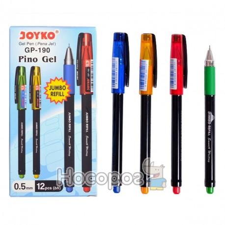 Ручка гелевая Joyko GP-190 синяя