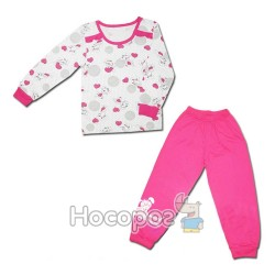 Пижама ЗАЙЧОНОК-1 для девочек