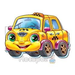 Забавные машинки - Такси (укр.)