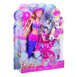 Кукла Barbie Русалочка «Сказочные пузыри»