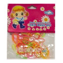 Резинка для волос силиконовая 00280 BS-10-1*12
