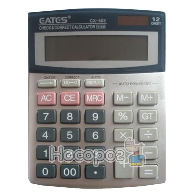 Фото Калькулятор EATES CX-303