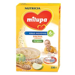 "Каша молочная овсяная с яблоком ""Milupa"""