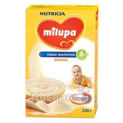 "Каша молочна манна ""Milupa"""