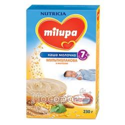 """Каша молочная мультизлаковая с мелиссой """"Milupa"""""""