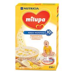 """Каша молочная пшеничная с кукурузными хлопьями """"Milupa"""""""
